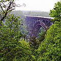 New River Gorge Bridge by Leroy McLaughlin