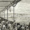 New York: Baseball, 1886 by Granger