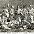 New York Baseball Team by Granger