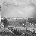 New York Bay, 1838 by Granger