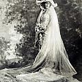 New York: Bride, 1920 by Granger