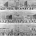 New York: Broadway, 1851 by Granger