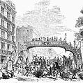 New York: Broadway, 1852 by Granger