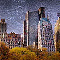 New York Buildings by Svetlana Sewell