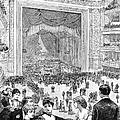 New York Charity Ball, 1884 by Granger