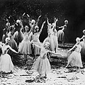 New York City Ballet Performing The by Everett