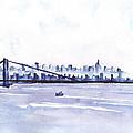 New York City Blues by Sally Reier