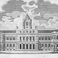 New York: City Hall, C1829 by Granger