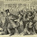 New York City Police Riot Of 1857. Riot by Everett