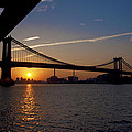 New York City Sunrise by Bill Cannon