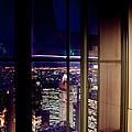 New York City Through A Window by Heidi Reyher
