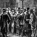 New York: Election, 1876 by Granger