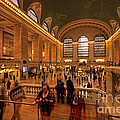 New York Grand Central by Rob Hawkins