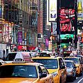 New York Gridlock by Brian Jannsen