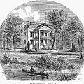 New York: Mansion, 1760 by Granger