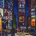 New York Nights by Cindy Johnston