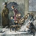 New York: Poverty, 1876 by Granger
