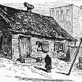 New York: Shanty, 1875 by Granger