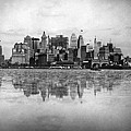 New York Skyline Reflected by Underwood Archives