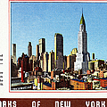 New York: Skyscrapers by Granger