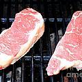 New York Steak by Henrik Lehnerer