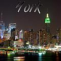 New York by Syed Aqueel