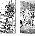 New York: Winery, 1878 by Granger