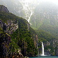 New Zealand's Milford Sound by Carla Parris