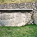 Newgrange Runes by Douglas Barnett