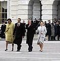 Newly Installed President Obama by Everett
