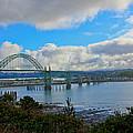 Yaquina Bay Bridge by Athena Mckinzie