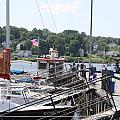 Newport Vermont Marina by Donna Walsh