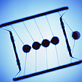 Newton's Cradle by Kevin Curtis