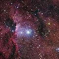 Ngc 6188, Starforming Region In Ara by Robert Gendler