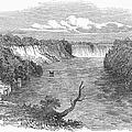 Niagara Falls, 1849 by Granger