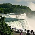 Niagara Falls State Park by Mark J Seefeldt