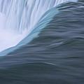Niagara Horseshoe Falls Ontario. No 86 by Randall Nyhof