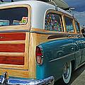 Nice Old Woody by Randy Harris