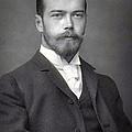 Nicholas II From Russia by Steve K