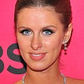 Nicky Hilton Wearing A Mouawad Necklace by Everett