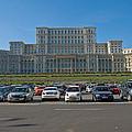 Nicolae Chaushesku Palace by Artin Mikaelyan
