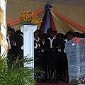 Nigerian Church Choir by Amy Hosp