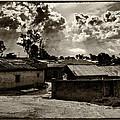 Nigerian Suburb by Hakon Soreide