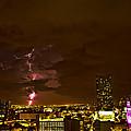 Night Action I by Jose Luis Pereda