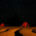 Night Camp by Ivan Slosar