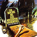 Night Of The Living Dead, Spanish by Everett