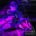 Night Rider . Square . A120423.936.693 by Wingsdomain Art and Photography