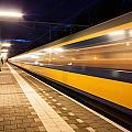 Night Speed by Semmick Photo