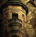 Night Tower by Svetlana Sewell