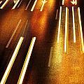 Night Traffic by Carlos Caetano